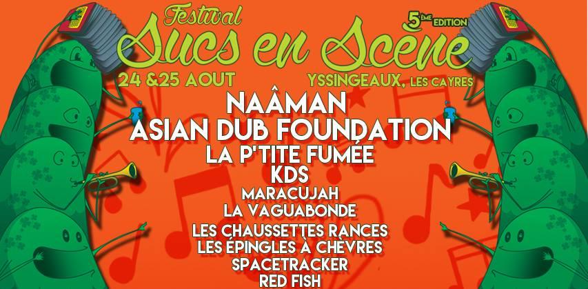 Festival Sucs en Scène 2018 Yssingeaux